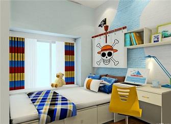 4~8平米儿童房装修怎么做 4~8平米儿童房装修效果