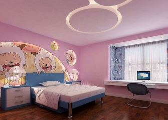 儿童房怎么装修设计 儿童房装修设计要点