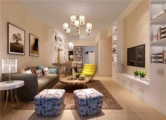遂宁两室一厅装修多少钱?遂宁两室一厅装修风格有哪些?