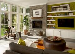南充别墅装修:现在什么别墅装修风格比较流行?