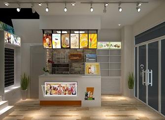 海口奶茶店装修多少钱 海口奶茶店适合什么风格