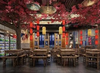 大丰火锅店装修设计的细节有哪些?