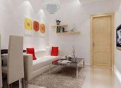 小户型客厅装修效果图 2018小户型客厅装修案例