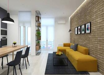 铜梁装修设计100平米的房子多少钱  现代风格装修案例欣赏