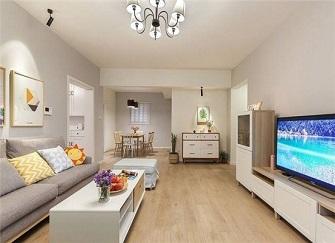 昆山装修二居室价格 昆山两居室装修预算明细