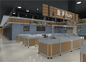 天津装修超市多少钱 天津超市装修预算表