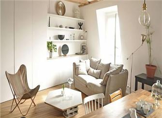 商丘两室装修多少钱 商丘80平两居室装修预算