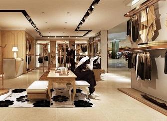 中山装修一个服装店要多少钱 中山店铺装修价格
