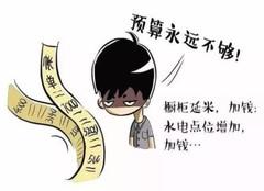 南宁装修多少钱一平米  11月版南宁装修报价明细表