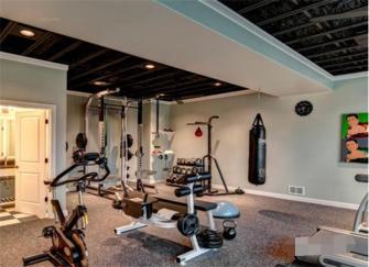 杭州健身房装修公司 杭州健身房装修多少钱