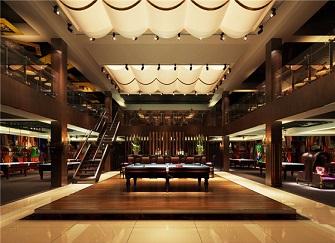 天津台球厅装修多少钱 台球厅简单装修费用预算表