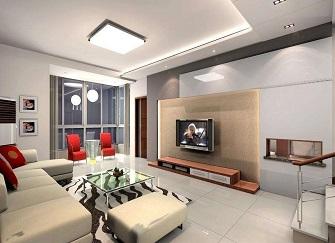 中山二室一厅装修报价 中山二室一厅130平装修费用