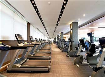 平凉健身房装修设计 平凉健身房装修公司