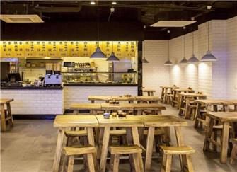 青岛餐饮店装修一般多少钱  青岛餐饮店装修价格明细表一览
