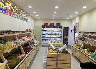 中山水果店装修报价 中山水果店装修多少钱