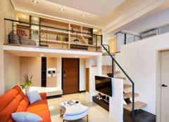 郑州loft精装修多少钱 郑州loft公寓装修设计