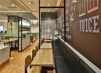 天津快餐厅装修公司哪家好 天津快餐厅装修多少钱