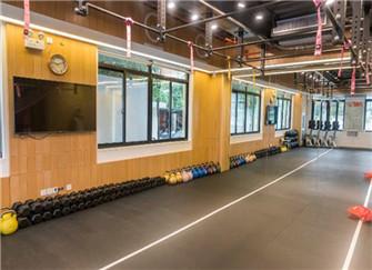 长沙健身房装修设计 长沙健身房装修公司