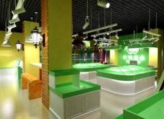 渭南水果店装修设计 渭南水果店装修公司推荐