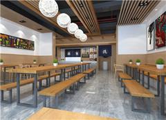 重庆餐饮店装修设计 重庆餐饮店装修公司