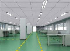 上海工厂装修设计 上海工厂装修公司