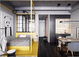 长沙单身公寓装修价格 长沙单身公寓装修公司