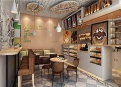 天津咖啡厅装修公司 天津咖啡店装修效果图