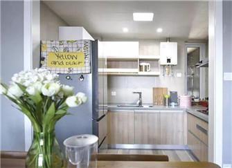 芜湖罗马假日小区100平三室两厅装修案例