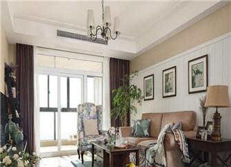 苏州湾景苑100平米三室两厅装修案例 附报价清单