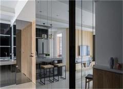 杭州曙光新村60平两室一厅简约风装修设计案例