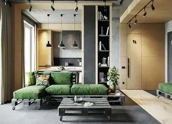 蘭州格蘭綠都95平三居室裝修案例 黑白灰也可以這樣美