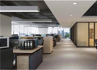 温州写字楼装修公司哪家好 温州写字楼150平米装修效果图分享