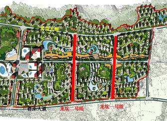 遵义保利未来城市房子户型装修效果图