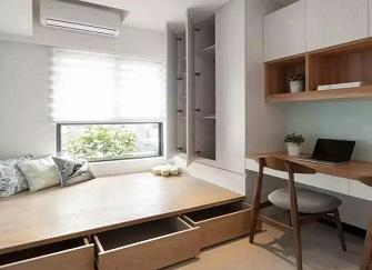 张家港乐悦府两居室混搭装修设计案例