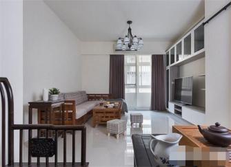 漳州鑫荣小区介绍 漳州鑫荣小区109平米三室两厅装修设计