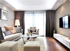 大理120平米三居室简欧风格装修设计欣赏