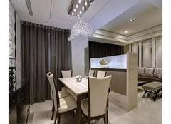 张家港两室一厅小户型装修设计案例