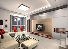 涿州住房装修图片 80平米住房装修效果图