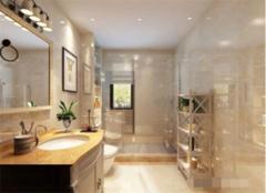 6平方卫生间装修效果图 卫生间装修要点有哪些