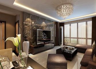 60平米北欧风格一室一厅装修效果图欣赏