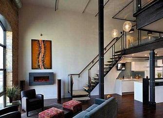 温岭碧湖山庄180㎡美式风格装修设计案例