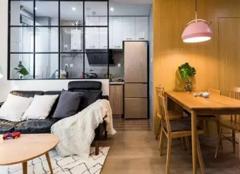 镇江英伦印象花园100平米三居室全包装修设计案例
