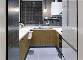 105平三室装修多少钱 105平北欧风三室装修案例