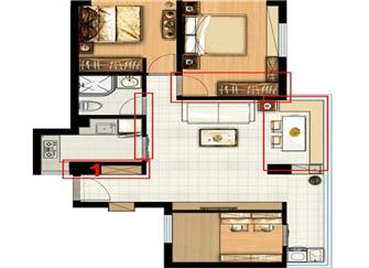 85平米三居改造案例 85平三居室就该这么装