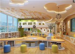幼儿园教室装修多少钱一平 幼儿园装修设计案例