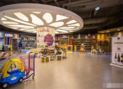 杭州超市装修设计公司 杭州超市装修报价