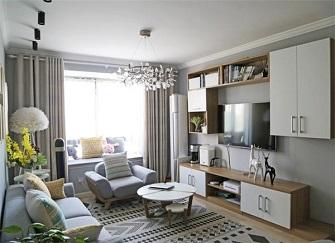 79平米房子装修多少钱 79平米三室一厅装修效果图