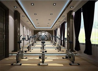 松江健身房装修多少钱 松江健身房装修4个技巧分析