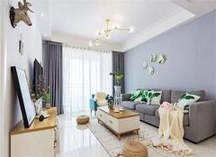 83平米房子装修预算 3万装修83平米两室一厅