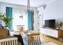 套内60平米装修多少钱 60平米两室一厅装修图